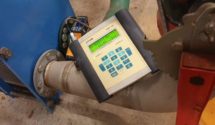 Heat Exchanger Performance Testing