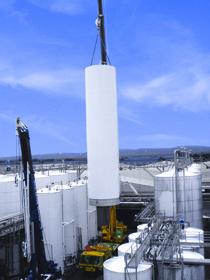 120KL Vinpro Fermentation Vessel.