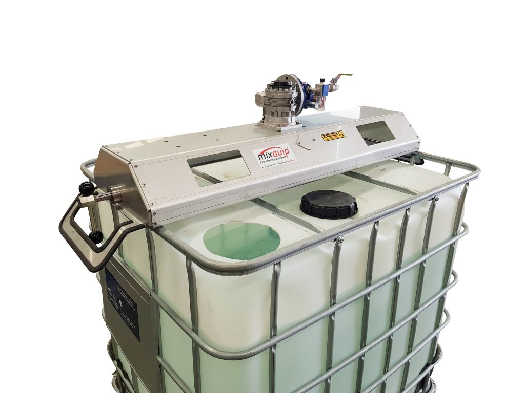 Mixquip Series 200 Air Drive IBC Stirrer