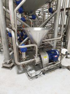 Mixquip Emulsifier - Powder-Into-Liquid